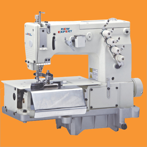 Two Needle Belt Loop Machine