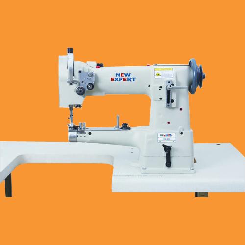 Cylinder Cutting Sewing Machine