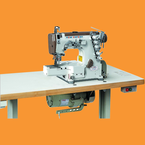 Cylinderbed Interlock Sewing Machine
