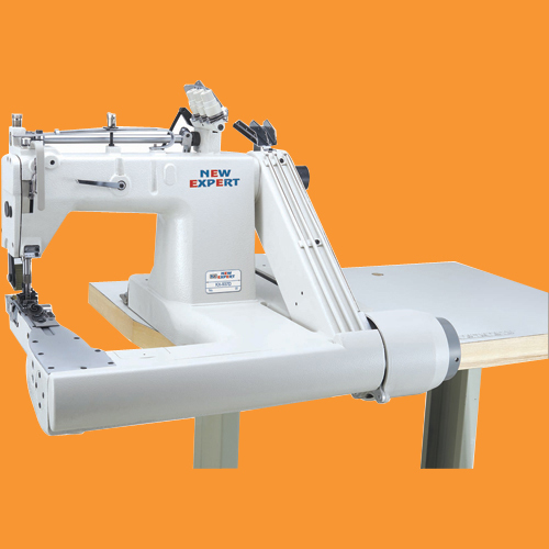 Three Needle Sewing Machine