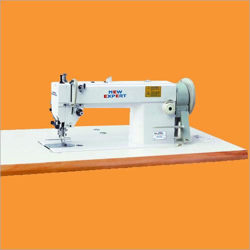 Single Needle Sewing Machine