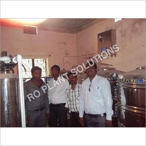 Isi Ro Plant Bhandara