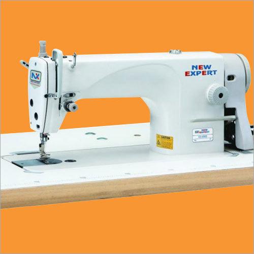 Single Needle Lockstitch Sewing Machine