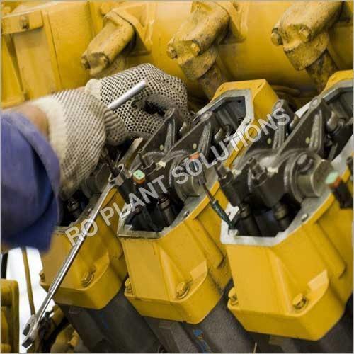 Contract Maintenance Service