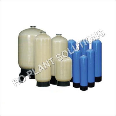 FRP Vessels for Chemical Industries