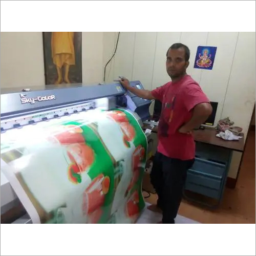 Digital Flex Printing Service