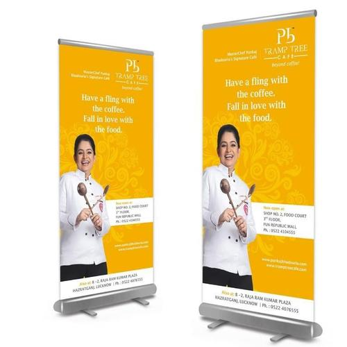 Promotional Stand Up Banner