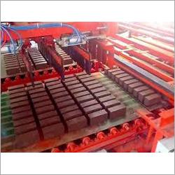Fully Automatic Brick Making Machine