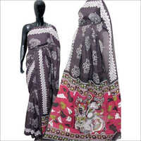 Ladies Bridal Silk Saree