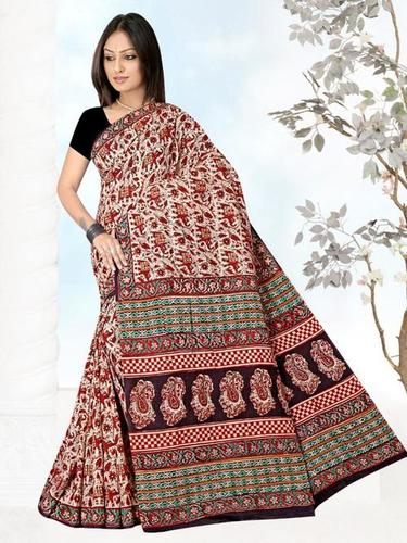 Cotton Ladies Sarees
