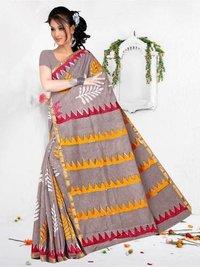 designer Ladies Printed Saree