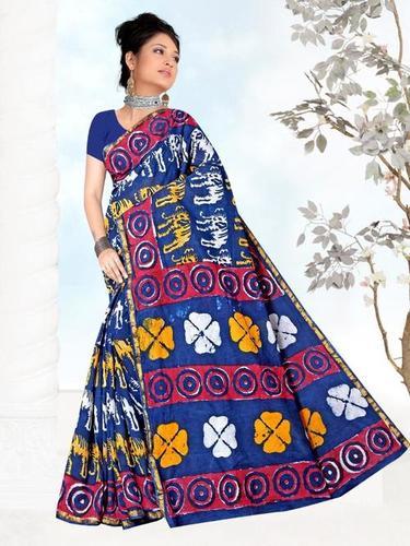 Ladies  Designer Printed Saree
