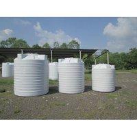 Gold Water Tanks