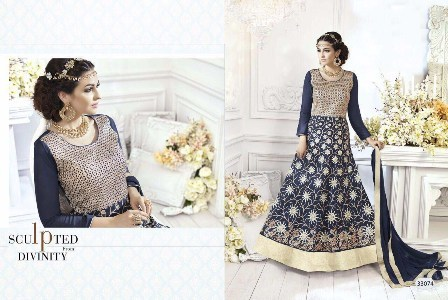 Bridal Wear Anarkali Suit