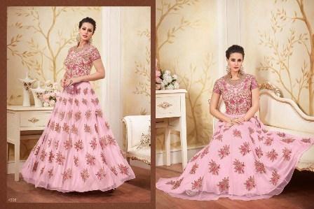 Heavy Designed Anarkali Suit
