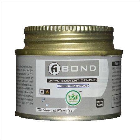 UPVC Pipe Bonding Adhesive Solvent Cement