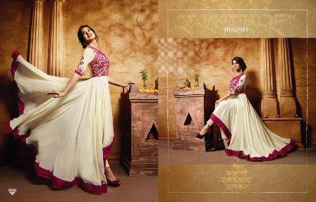 Anarkali Sawar Suit