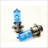 12 Volt Two Wheeler Headlight Halogen Tube