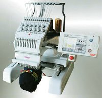 Single Head Automatic Embroidery Machine
