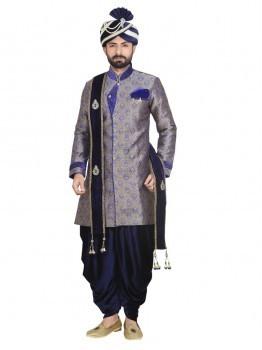 Dhoti Sherwani