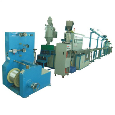 Wire Extruder Machine