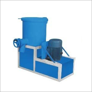 P.V.C. Plastic Dana Mixer Machine