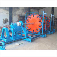 Wire Armouring Machine