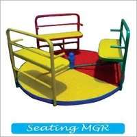 Three Seating Merry Go Round