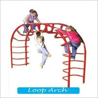 Loop arch climber
