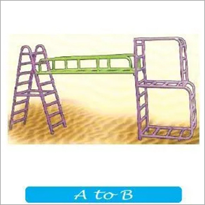 A to B shape climber