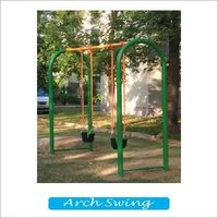 Arch Swing for Garden