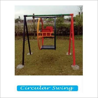 Multi Color Circular Swing
