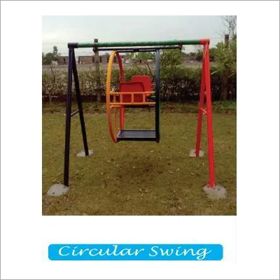 Multi Color Circular Swing