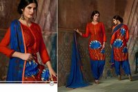 Shop Readymade Printed Salwar Kameez