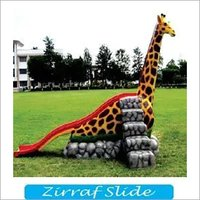 Kids Giraffe Slides