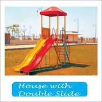 House with Double Slide