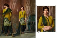 Shop Readymade Rayon Patiyala Suit