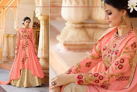 Moder Designed Anarkali Suit