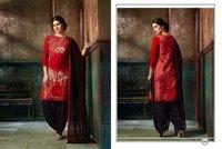 Rayon Print Patiyala Salwar Suit Online
