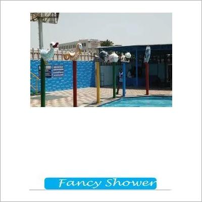 Fancy shower