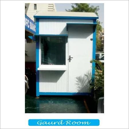 Metal and Plastic Gaurd Room
