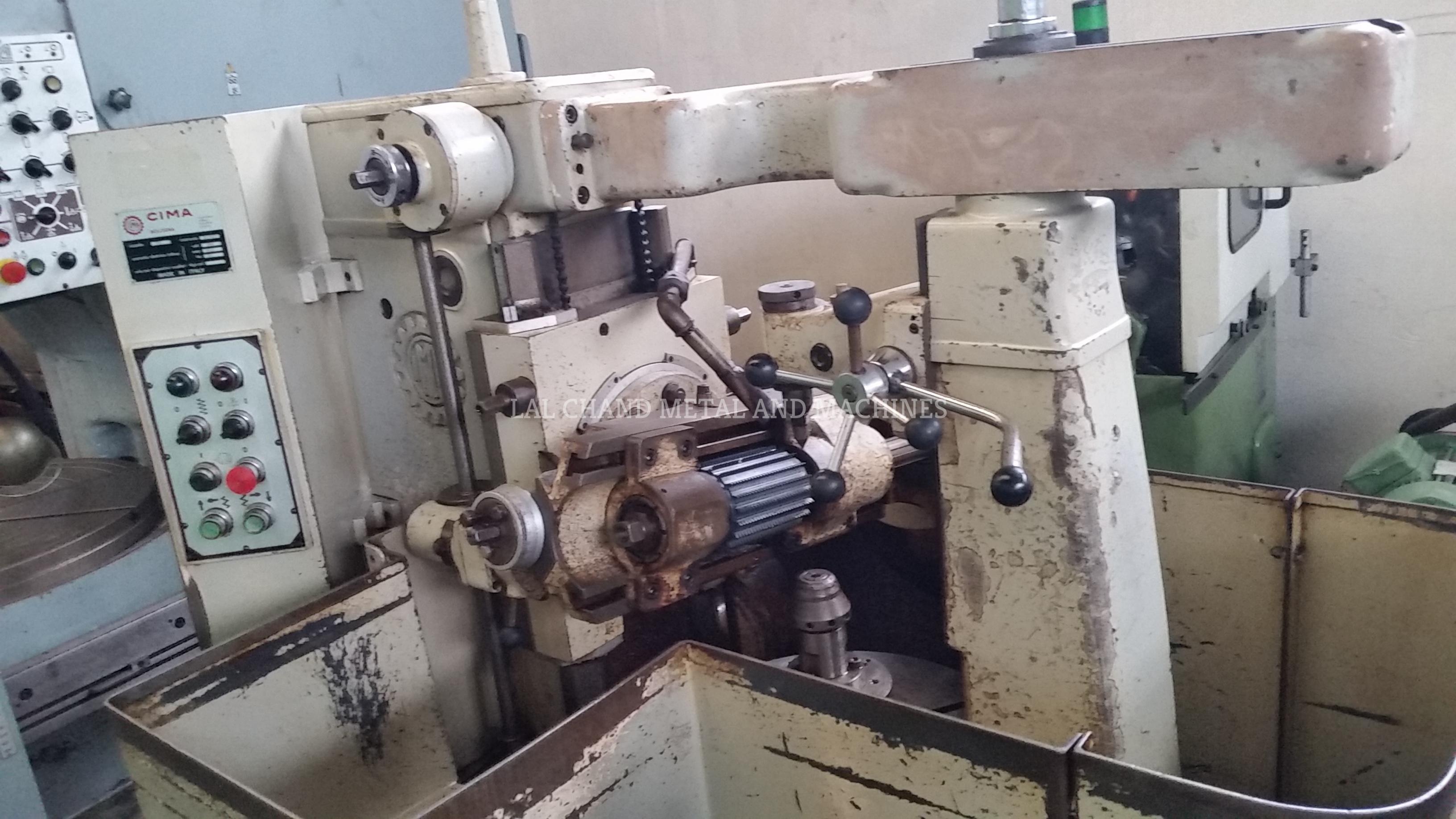 CIMA Gear Hobbing Machine
