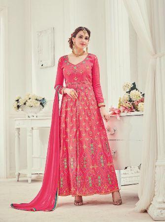 Wedding Wear Designer Anarkali Suit