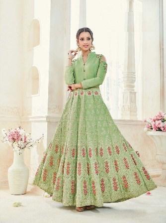 Grinesh Designer Anarkali Suit