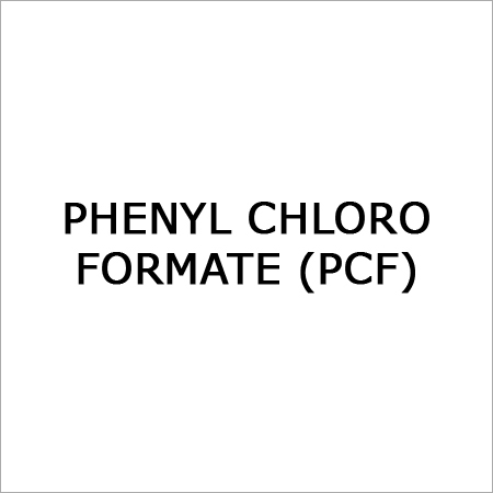 Phenyl Chloro Formate (Pcf)