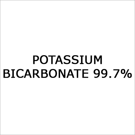 Potassium Bicarbonate 99.7%
