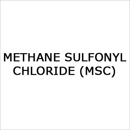 Methane Sulfonyl Chloride (Msc)