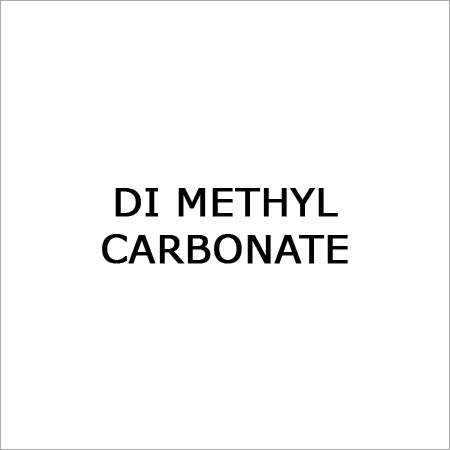 Di Methyl Carbonate
