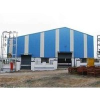 Industrial Fabrication Shed