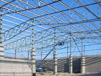 Reticular Metal Structure